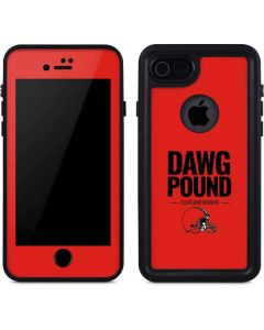 Cleveland Browns Team Motto iPhone 8 Waterproof Case