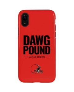 Cleveland Browns Team Motto iPhone XR Pro Case