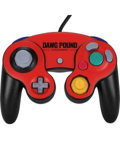 Cleveland Browns Team Motto Nintendo GameCube Controller Skin