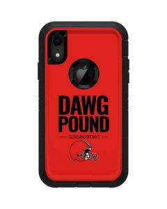 Cleveland Browns Team Motto Otterbox Defender iPhone Skin