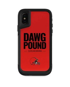 Cleveland Browns Team Motto Otterbox Pursuit iPhone Skin