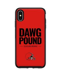 Cleveland Browns Team Motto Otterbox Symmetry iPhone Skin