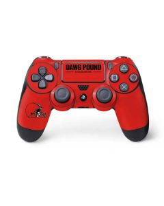 Cleveland Browns Team Motto PS4 Pro/Slim Controller Skin