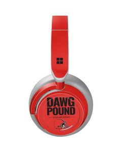 Cleveland Browns Team Motto Surface Headphones Skin