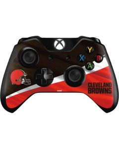 Cleveland Browns Xbox One Controller Skin