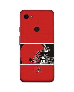 Cleveland Browns Zone Block Google Pixel 3a Skin