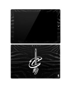 Cleveland Cavaliers Black Animal Print Surface Pro 3 Skin