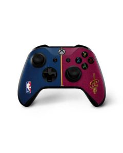 Cleveland Cavaliers Canvas Xbox One X Controller Skin