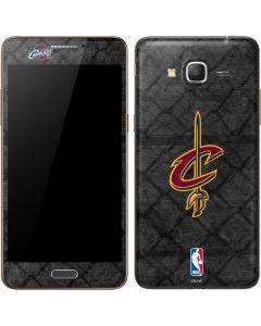 Cleveland Cavaliers Dark Rust Galaxy Grand Prime Skin