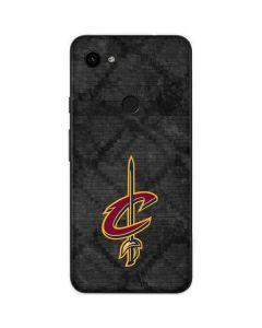 Cleveland Cavaliers Dark Rust Google Pixel 3a Skin