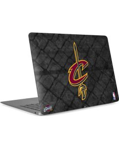Cleveland Cavaliers Dark Rust Apple MacBook Air Skin