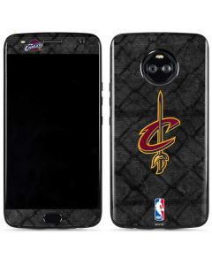 Cleveland Cavaliers Dark Rust Moto X4 Skin