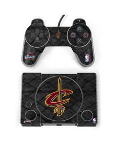Cleveland Cavaliers Dark Rust PlayStation Classic Bundle Skin