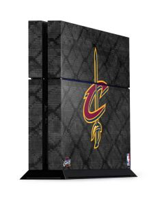 Cleveland Cavaliers Dark Rust PS4 Console Skin
