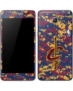 Cleveland Cavaliers Digi Camo Galaxy Grand Prime Skin