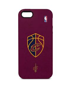 Cleveland Cavaliers Distressed iPhone 5/5s/SE Pro Case