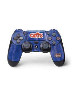 Cleveland Cavaliers Hardwood Classics PS4 Pro/Slim Controller Skin