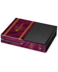 Cleveland Cavaliers Jersey Xbox One Console Skin