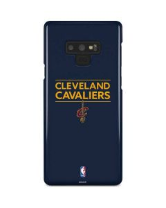 Cleveland Cavaliers Standard - Blue Galaxy Note 9 Lite Case