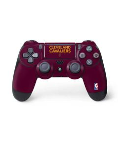 Cleveland Cavaliers Standard - Maroon PS4 Pro/Slim Controller Skin