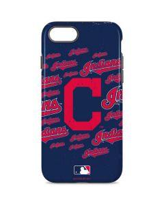 Cleveland Indians - Cap Logo Blast iPhone 8 Pro Case