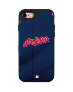 Cleveland Indians Alternate Road Jersey iPhone 8 Wallet Case