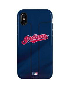 Cleveland Indians Alternate Road Jersey iPhone XS Max Pro Case