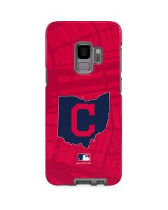 Cleveland Indians Home Turf Galaxy S9 Pro Case