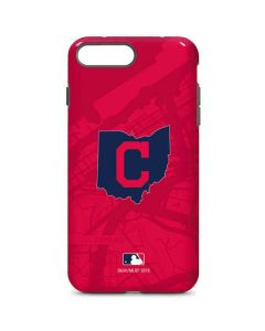 Cleveland Indians Home Turf iPhone 8 Plus Pro Case