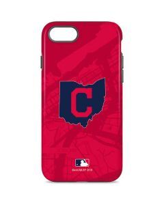 Cleveland Indians Home Turf iPhone 8 Pro Case
