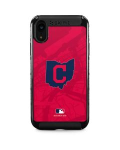 Cleveland Indians Home Turf iPhone XR Cargo Case