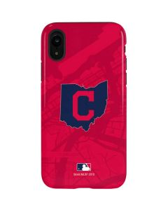 Cleveland Indians Home Turf iPhone XR Pro Case