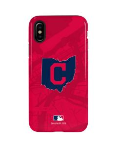 Cleveland Indians Home Turf iPhone XS Max Pro Case