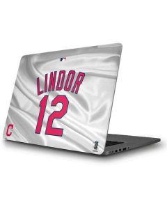 Cleveland Indians Lindor #12 Apple MacBook Pro Skin
