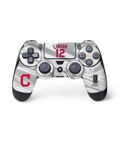 Cleveland Indians Lindor #12 PS4 Controller Skin