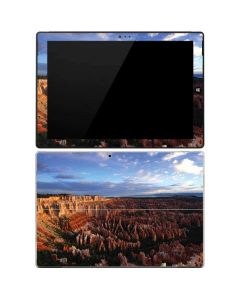 Clouds over Bryce Canyons Amphitheater Surface Pro 3 Skin
