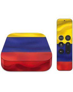 Colombia Flag  Apple TV Skin