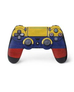 Colombia Flag Distressed PS4 Pro/Slim Controller Skin
