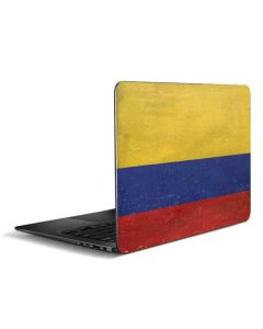 Colombia Flag Distressed Zenbook UX305FA 13.3in Skin