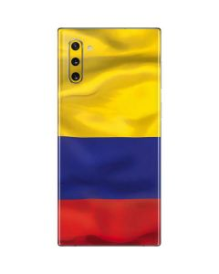 Colombia Flag Galaxy Note 10 Skin