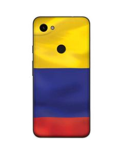 Colombia Flag Google Pixel 3a Skin