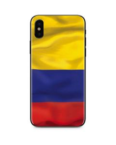 Colombia Flag iPhone XS Skin