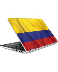 Colombia Flag  HP Pavilion Skin