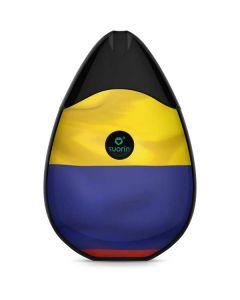 Colombia Flag Suorin Drop Vape Skin