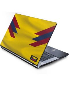 Colombia Soccer Flag Generic Laptop Skin