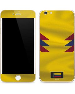 Colombia Soccer Flag iPhone 6/6s Plus Skin