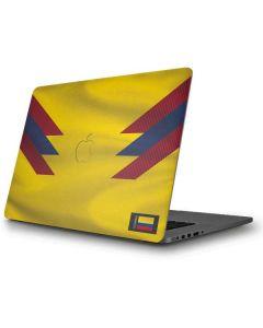 Colombia Soccer Flag Apple MacBook Pro Skin