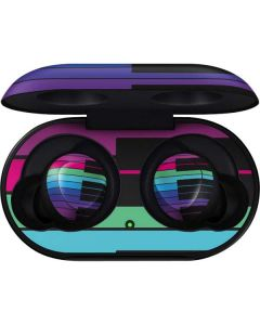 Color Piano Keys Galaxy Buds Skin