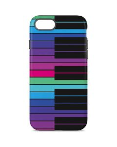 Color Piano Keys iPhone 7 Pro Case