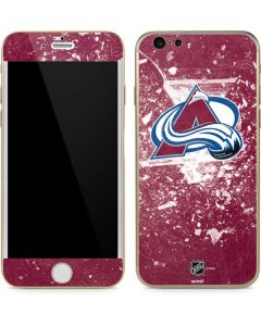 Colorado Avalanche Frozen iPhone 6/6s Skin